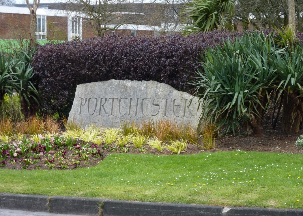 Portchester-Stone