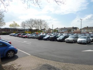 Portchester Precinct Car Park